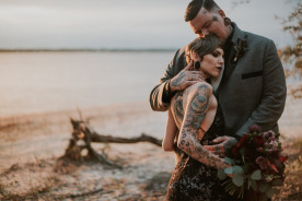 tattoo offbeat wedding