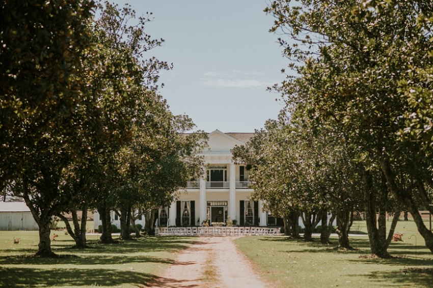 king-garrett plantation house